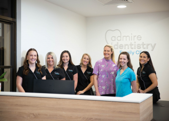 Celebrating 1 year of admire dentistry!
