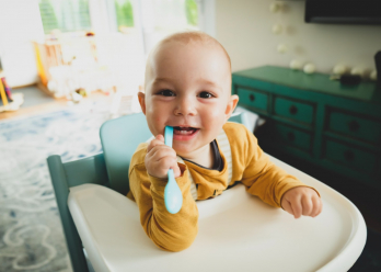 Baby steps: your child's first dentist visit